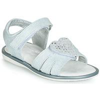 Schoenen Meisjes Sandalen / Open schoenen Citrouille et Compagnie JAFILOUTE Grijs