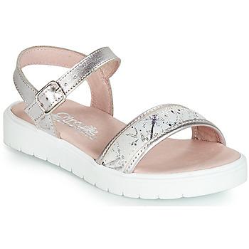 Schoenen Meisjes Sandalen / Open schoenen Citrouille et Compagnie JANISSE Roze / Dragonfly
