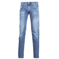 Textiel Heren Skinny jeans Replay ANBASS Blauw / Medium / 010