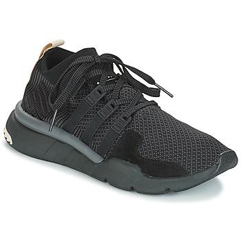 Schoenen Heren Lage sneakers adidas Originals EQT SUPPORT MID ADV Zwart