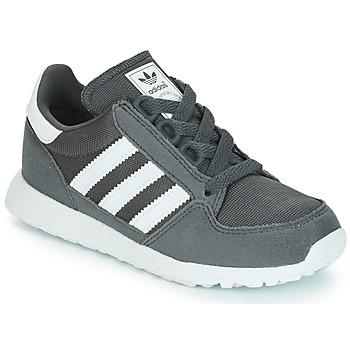 Schoenen Kinderen Lage sneakers adidas Originals OREGON Grijs