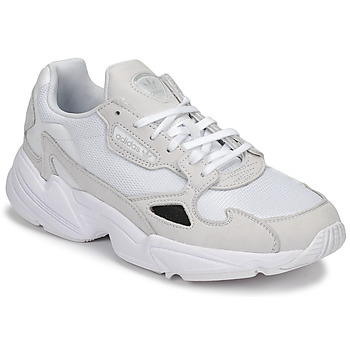 Schoenen Dames Lage sneakers adidas Originals FALCON W Wit