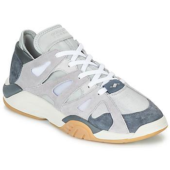 Schoenen Heren Lage sneakers adidas Originals DIMENSION LO Grijs / Blauw