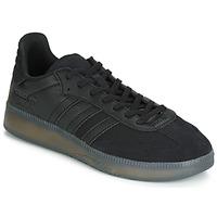Schoenen Heren Lage sneakers adidas Originals SAMBA RM Zwart