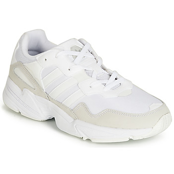 Schoenen Lage sneakers adidas Originals FALCON Wit