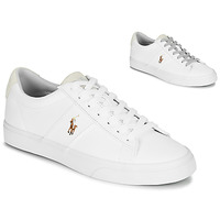 Schoenen Heren Lage sneakers Polo Ralph Lauren SAYER Wit