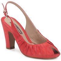 Schoenen Dames Sandalen / Open schoenen Janet&Janet PEONIA PLISA Rood