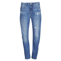 Textiel Dames Boyfriend jeans G-Star Raw ARC 2.0 3D MID BOYFRIEND Blauw / Light / Aged / Destroy
