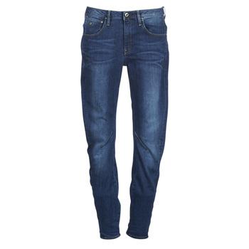 Textiel Dames Boyfriend jeans G-Star Raw ARC 3D LOW BOYFRIEND Blauw / Medium / Aged