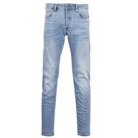 Textiel Heren Skinny jeans G-Star Raw 3302 SLIM Blauw / Indigo / Aged