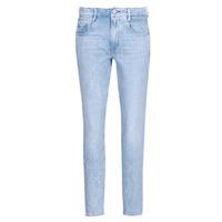 Textiel Dames Straight jeans G-Star Raw RADAR MID BOYFRIEND TAPERED Blauw / Light / Aged