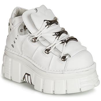 Schoenen Laarzen New Rock ROCKY Wit