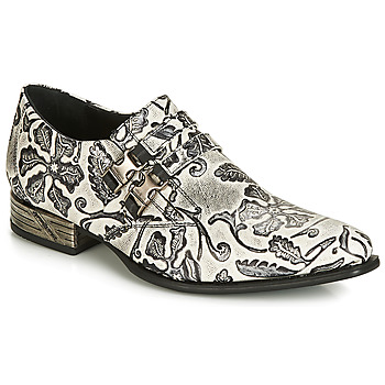 Schoenen Heren Klassiek New Rock SALSO Zwart / Wit