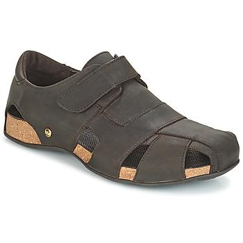 Schoenen Heren Sandalen / Open schoenen Panama Jack FLETCHER Brown