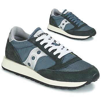 Schoenen Lage sneakers Saucony Jazz Original Vintage Blauw