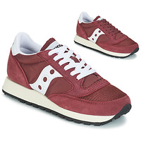 Schoenen Heren Lage sneakers Saucony Jazz Original Vintage Bordeaux / Wit