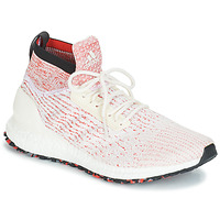 Schoenen Heren Running / trail adidas Performance ULTRABOOST ALL TERR Wit / Rood