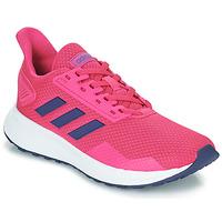 Schoenen Meisjes Running / trail adidas Performance DURAMO 9 K Roze