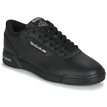 Schoenen Lage sneakers Reebok Classic EXOFIT LO CLEAN LOGO INT Zwart