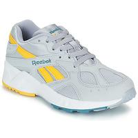 Schoenen Heren Lage sneakers Reebok Classic AZTREK Grijs / Geel