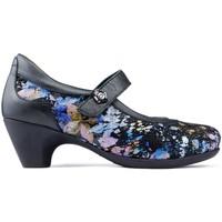 Schoenen Dames pumps Calzamedi S  STONE FLORES
