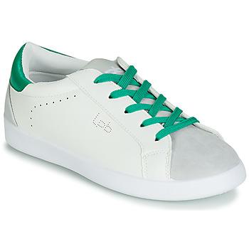 Schoenen Dames Lage sneakers Les Petites Bombes ABIGAELE Wit