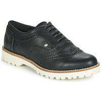 Schoenen Dames Derby LPB Shoes GISELE Zwart