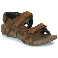 Schoenen Heren Sandalen / Open schoenen Merrell SANDSPUR LEE BACKSTRAP Brown