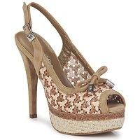 Schoenen Dames Sandalen / Open schoenen Stéphane Kelian LUDILOU Duin-klei