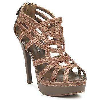 Schoenen Dames Sandalen / Open schoenen Stéphane Kelian LOULOU Klei