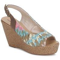 Schoenen Dames Sandalen / Open schoenen Sans Interdit RICO Multikleuren