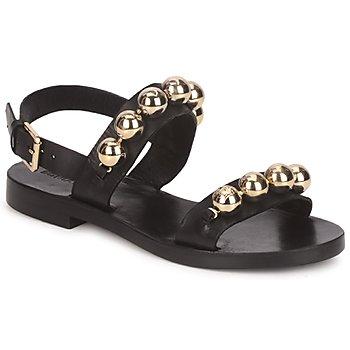 Schoenen Dames Sandalen / Open schoenen Sonia Rykiel GRELOTS Zwart