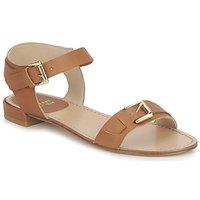 Schoenen Dames Sandalen / Open schoenen Stuart Weitzman BEBOP Brown