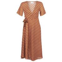 Textiel Dames Lange jurken Betty London KEYLA Brown