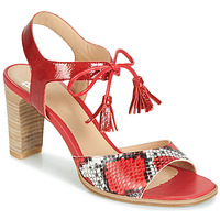 Schoenen Dames Sandalen / Open schoenen Perlato RUBY Rood