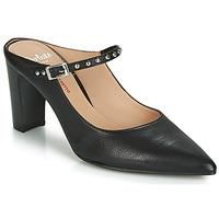 Schoenen Dames Sandalen / Open schoenen Perlato MALDINI Zwart