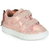 Schoenen Meisjes Lage sneakers Acebo's BAMBU Roze