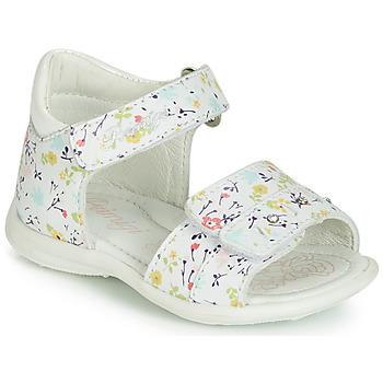 Schoenen Meisjes Sandalen / Open schoenen Primigi 3407033 Wit