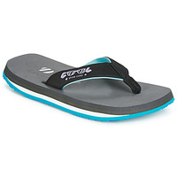 Schoenen Heren Slippers Cool shoe BUTTON Grijs / Turquoise