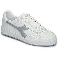 Schoenen Lage sneakers Diadora B ELITE Wit / Grijs