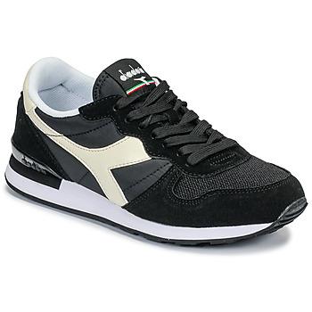 Schoenen Lage sneakers Diadora CAMARO Zwart / Wit