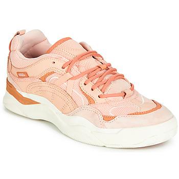 Schoenen Dames Lage sneakers Vans VARIX WC Roze