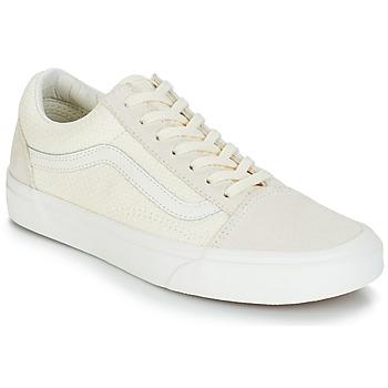 Schoenen Dames Lage sneakers Vans OLD SKOOL Beige