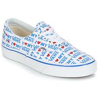 Schoenen Dames Lage sneakers Vans ERA Wit / Blauw