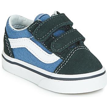 Schoenen Kinderen Lage sneakers Vans OLD SKOOL V Marine