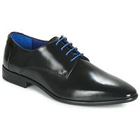 Schoenen Heren Derby Azzaro VALMI Zwart