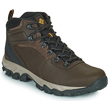 Schoenen Heren Wandelschoenen Columbia NEWTON RIDGE PLUS II WATERPROOF Brown