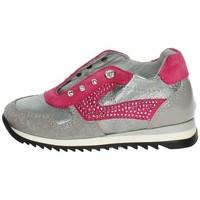 Schoenen Kinderen Lage sneakers Blumarine C1554 Charcoal grey
