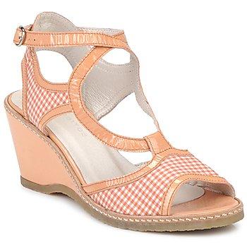 Schoenen Dames Sandalen / Open schoenen Mosquitos HOURA Orange