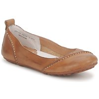 Schoenen Dames Ballerina's Hush puppies JANESSA Brown